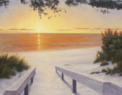 Diane Romanello - Evening Sunset
