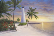 Diane Romanello - Lighthouse - Key Biscayne