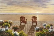 Diane Romanello - Evening Deck View
