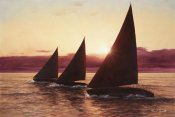 Diane Romanello - Evening Sail